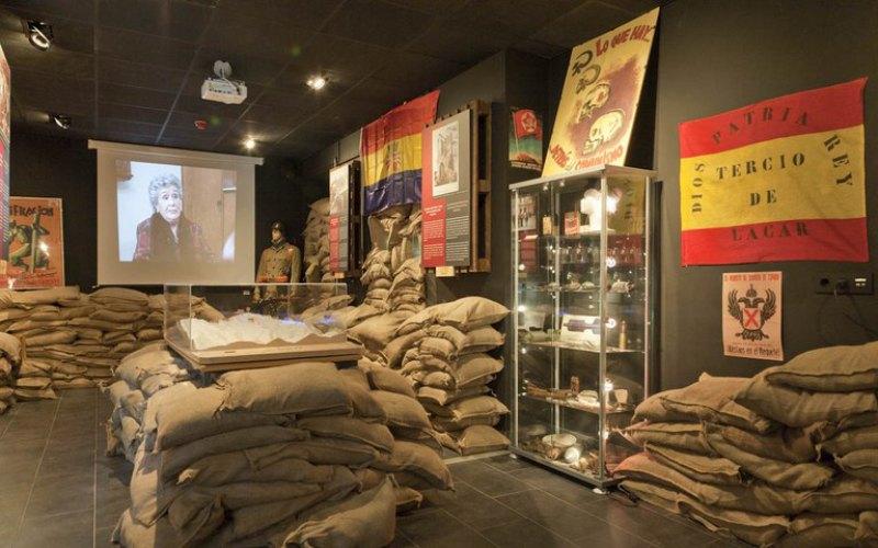 Centro de interpretación de la Guerra Civil en Éibar