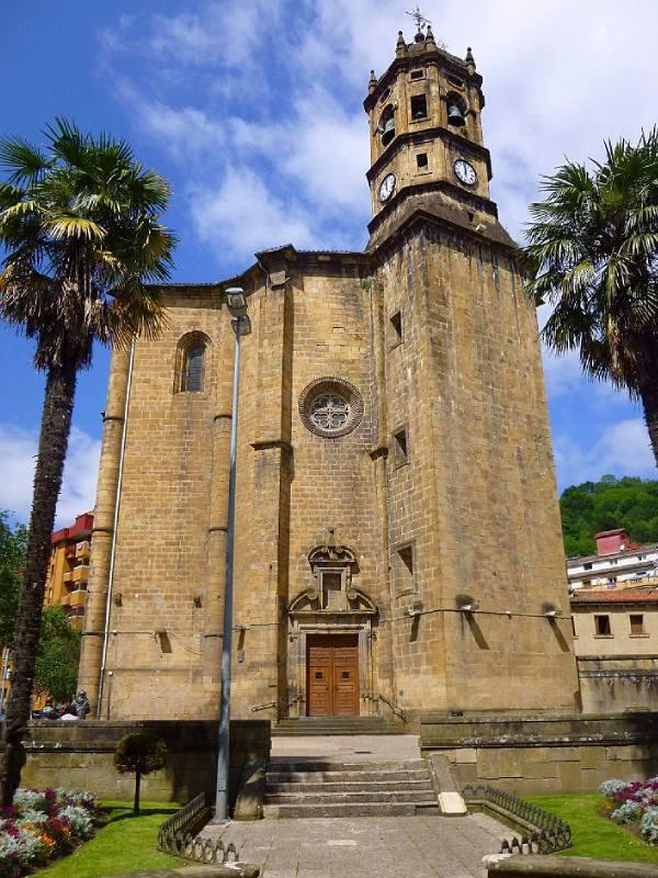 Iglesia de San Andrés de Éibar