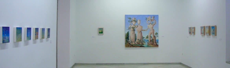 Galerias de Arte en Andalucia