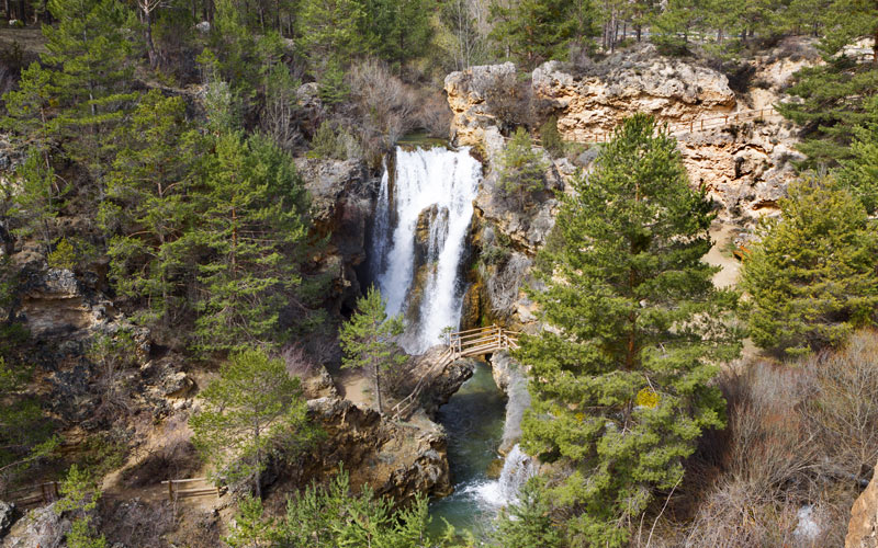 Cascada de Calomarde