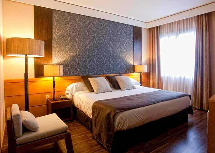 dormir samos hotel alfonso IX