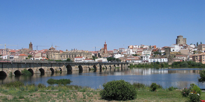 Puente Medieval de Alba de Tormes