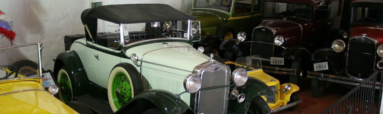 Vehiculos clasicos en Aragon