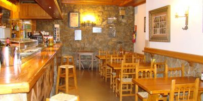 comer albarracin bar taberna