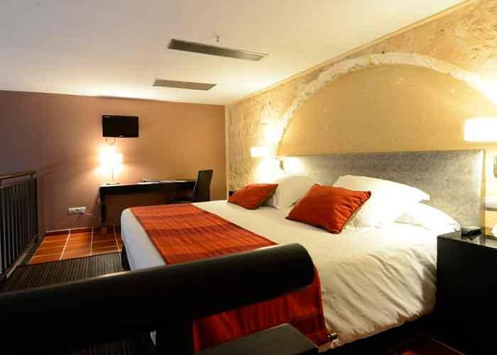 dormir burgo osma hotel castilla termal