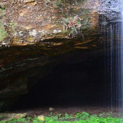 Cascada de cueva Serena: un tesoro soriano junto a la Ciudad Encantada de Castroviejo