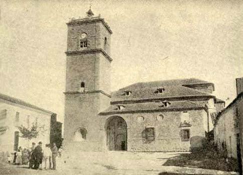 foto antigua iglesia san antonio abad
