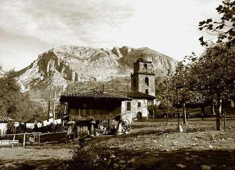 Fotografía antigua de Teverga