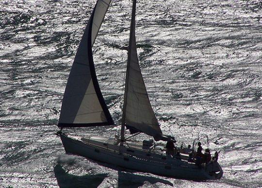 camino santiago mar