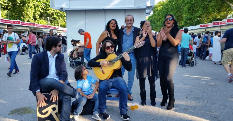El Jardín del Flamenco (vivencias, testimonios y sapiencias de Juan Verdú)
