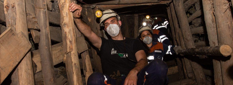 Visita al Pozo Sotón, vivir la minería desde las entrañas de la tierra | La Cuenca Minera a corazón abierto 1