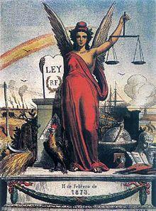 alegoria I republica