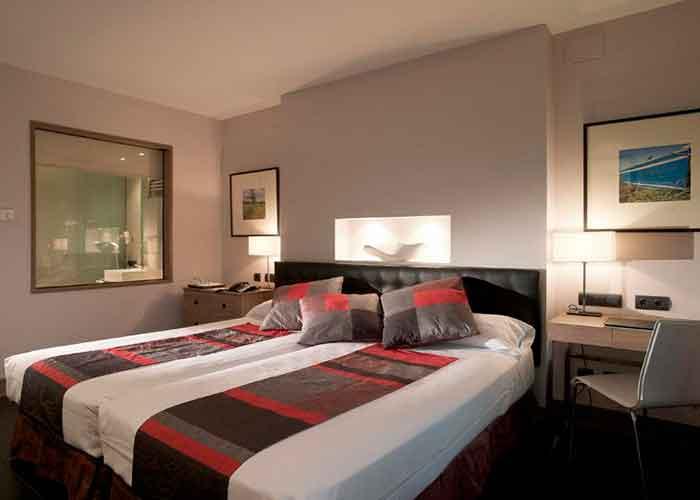 dormir aviles hotel spa zen balagares