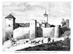 Castillo Santorcaz