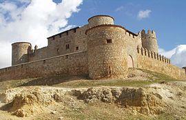 castillo almenar