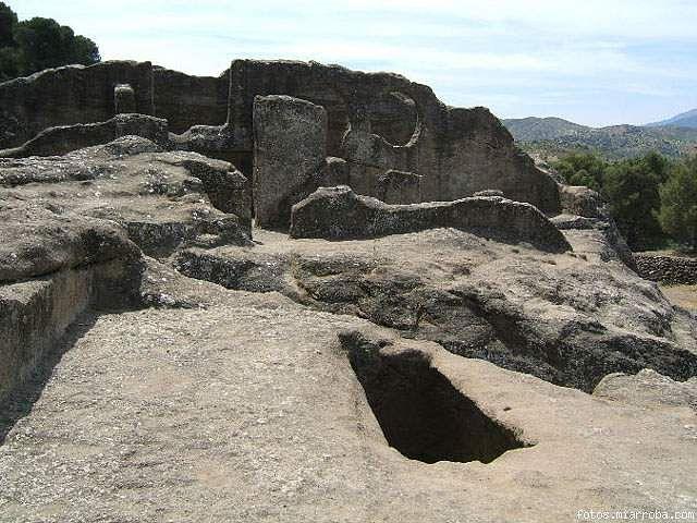 nicho basilica bobastro