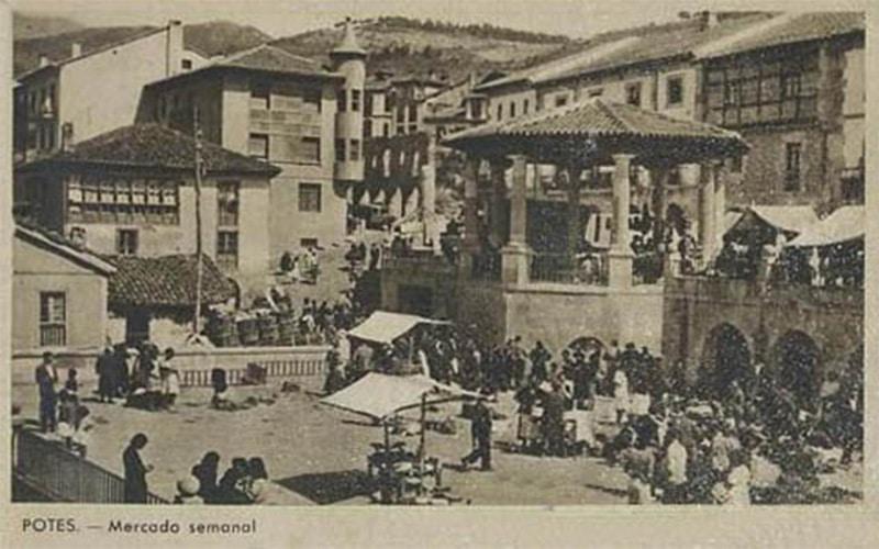 Antiguo Mercado Semanal de Potes
