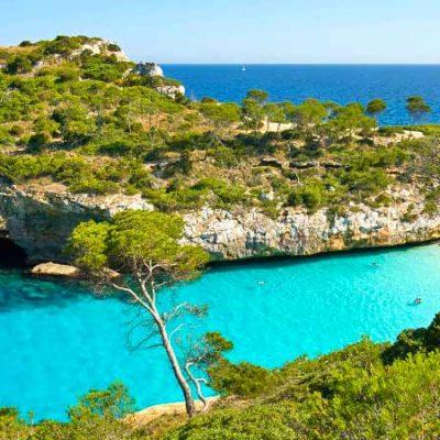 5 paraísos del Mediterráneo
