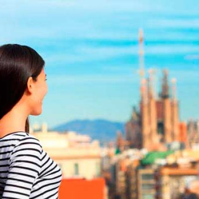 5 Romantic plans in Barcelona