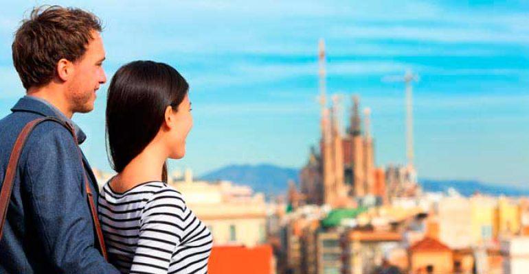 5 Planes románticos en Barcelona