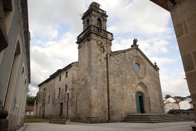 que ver redondela parroquia santiago