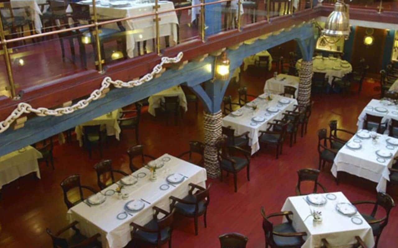 comer arrigorriaga restaurante museo