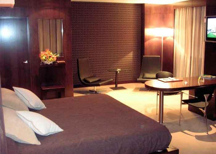 dormir ourense hotel francisco II