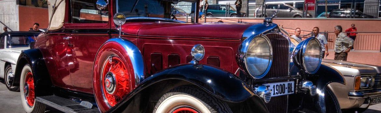 Vehículos clásicos en Comunidad Valenciana