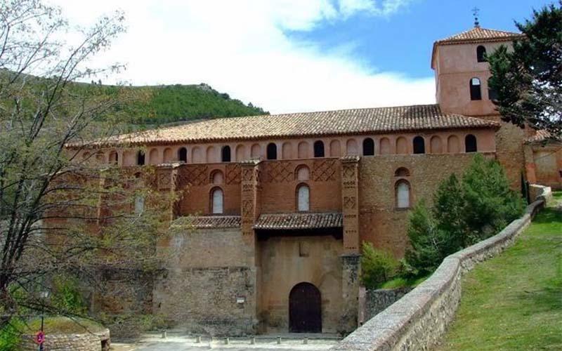 Iglesia de Santa María en Albarracín