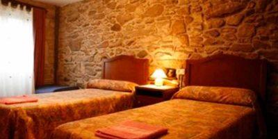 Dónde dormir en Sarria