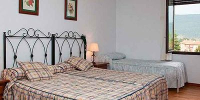 Dónde dormir en Vinuesa