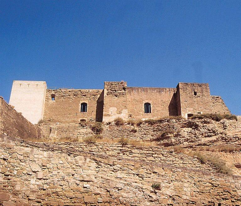 castillo suda lleida