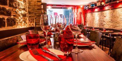 Comer Barrio Gotico Barcelona bar sensi