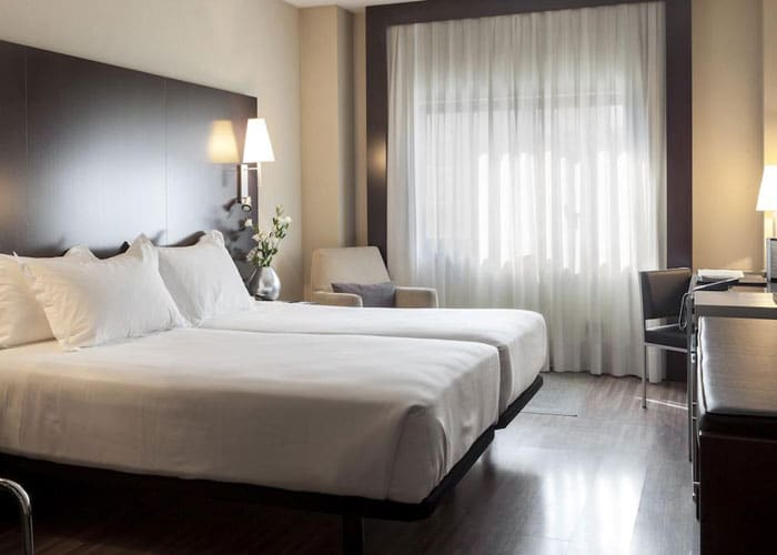 donde dormir AC Hotel Zamora