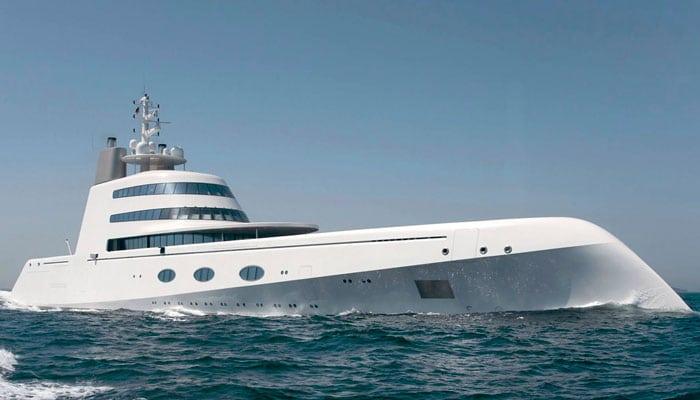 yate Superyacht