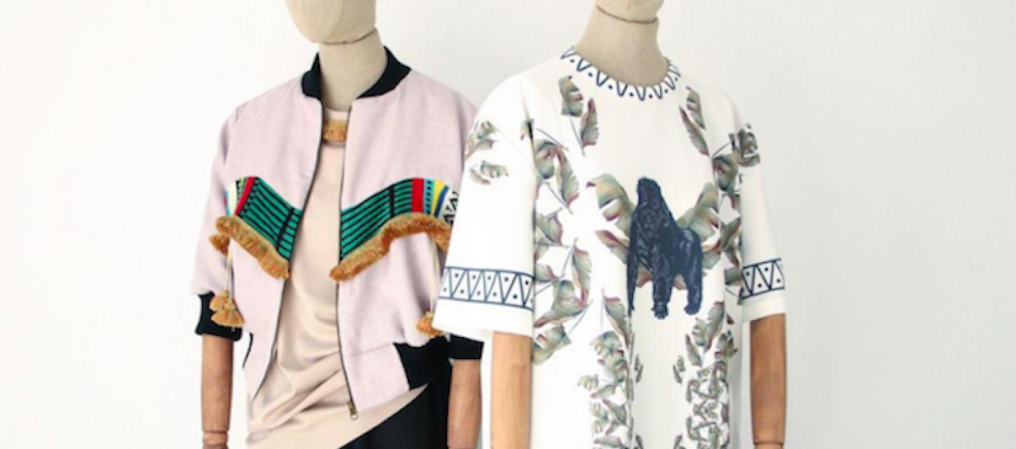 'Jungle' la nueva colección de La Aguja en el Dedo