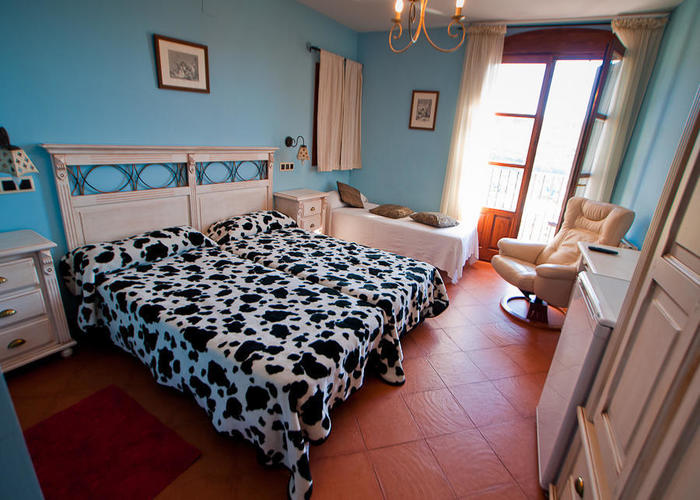 Dónde dormir en Aínsa