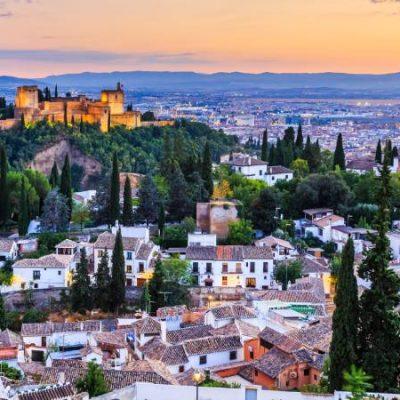 Así va a reabrir la Alhambra de Granada