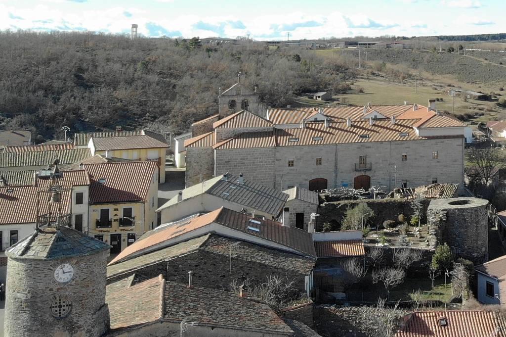 Alcañices, capital del Aliste, comarca fronteriza de La Raya