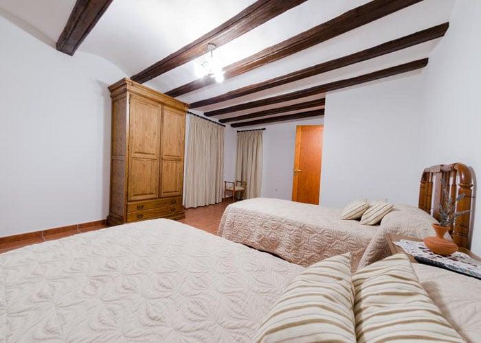 dormir alcaniz casa rual solanar