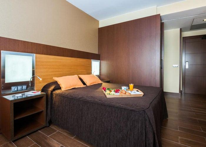 dormir alcaniz hotel cuidad