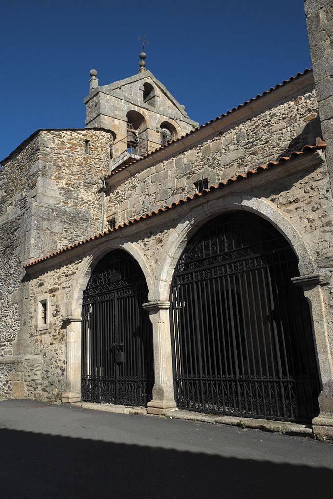 Iglesia de Nuestra Señora de la Asunción en Alcañices
