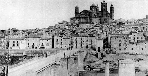 foto antigua Alcañiz