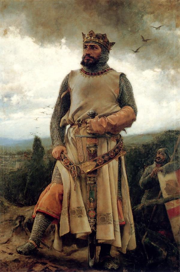 Rey Alfonso I de Aragon