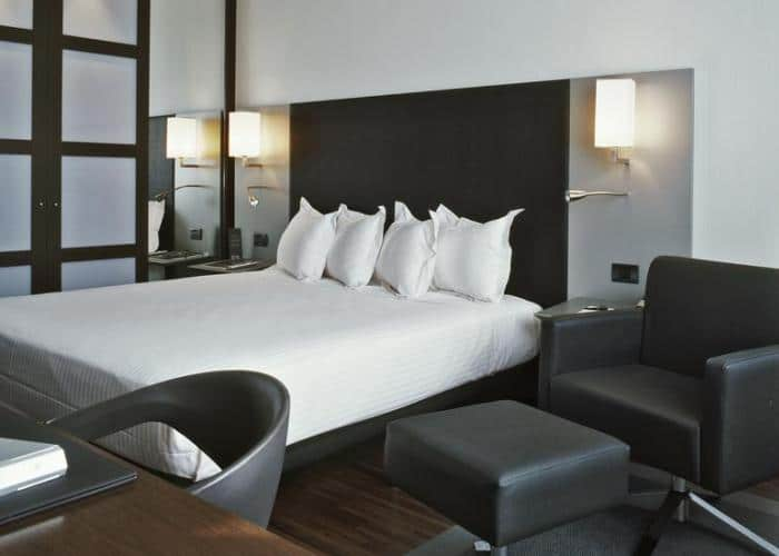 dormir algeciras hotel AC algeciras