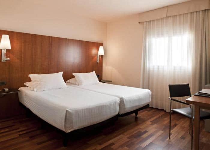 dormir algeciras hotel AC linea