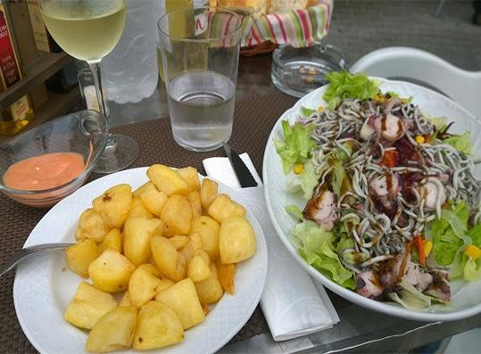 Dónde comer en Orio