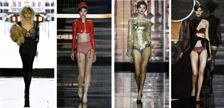 mercedes benz fashion week andres sarda