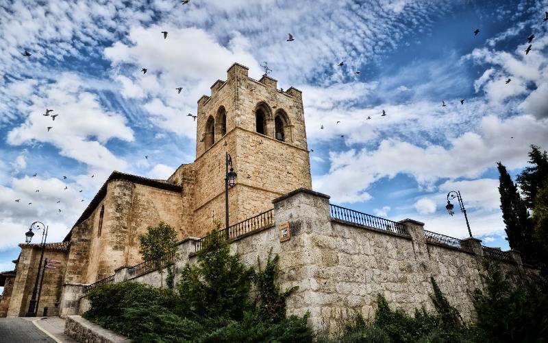 Iglesia de San Juan de Aranda de Duero