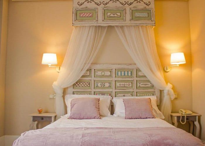 donde dormir hotel ares zamora